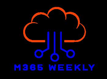 _M365 Weekly-Logo-A